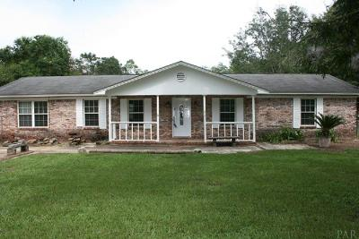 Pensacola Single Family Home For Sale: 9770 Windy Hill Rd