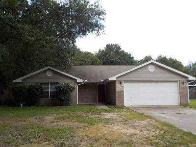 Pace Single Family Home For Sale: 3588 Stratford Dr