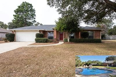Navarre Single Family Home For Sale: 2769 Copper Reef Dr