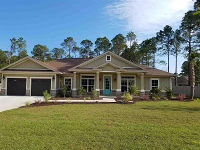 Gulf Breeze Single Family Home For Sale: 5731 East Bay Blvd