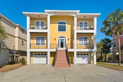 Pensacola Beach Single Family Home For Sale: 3 La Caribe Dr