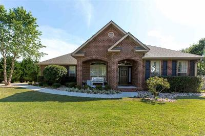 Pensacola Single Family Home For Sale: 8729 Foxtail Loop