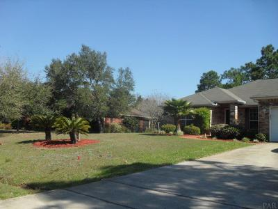 Navarre Single Family Home For Sale: 7008 Gandy Dr