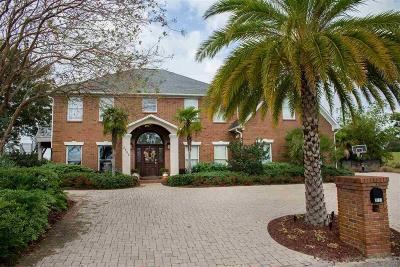 Gulf Breeze Single Family Home For Sale: 3752 Rajah Cv