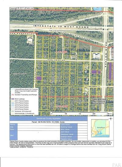 Milton Residential Lots & Land For Sale: San Jose