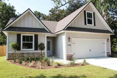 Pensacola Single Family Home For Sale: E 1506 Hatton St