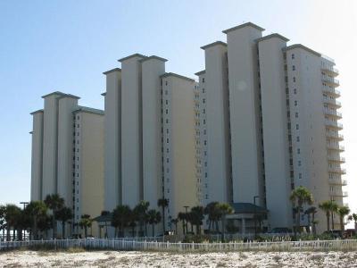 Pensacola, Pensacola Beach, Perdido, Perdido Key, Bagdad, Gulf Breeze, Milton, Navarre, Navarre Beach, Pace Condo/Townhouse For Sale: 8577 Gulf Blvd #304