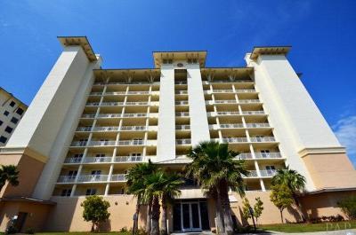 Pensacola, Pensacola Beach, Perdido, Perdido Key, Bagdad, Gulf Breeze, Milton, Navarre, Navarre Beach, Pace Condo/Townhouse For Sale: 608 Lost Key Dr #204C
