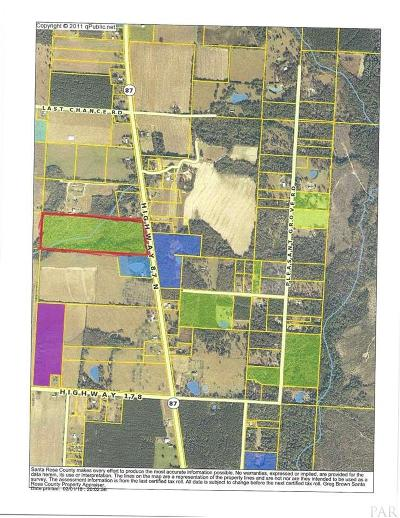 Jay Residential Lots & Land For Sale: 11235 Hwy 87