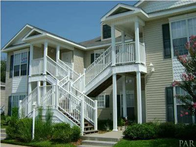 Pensacola Condo/Townhouse For Sale: 7101 Joy St #D5