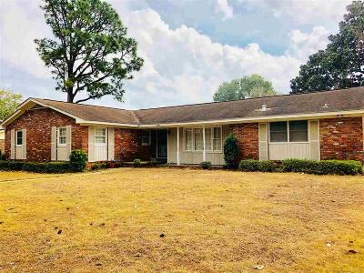 Pensacola Single Family Home For Sale: 2601 Hallmark Dr