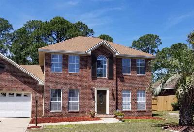 Navarre Single Family Home For Sale: 1741 Davids Dr