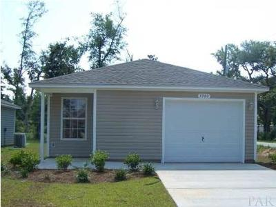 Pace Single Family Home For Sale: 3990 Floridatown Rd