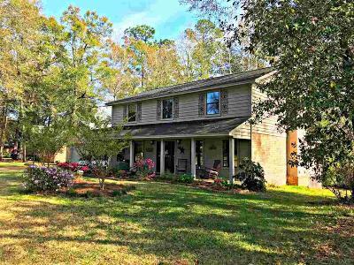 Pensacola, Pensacola Beach Single Family Home For Sale: 9150 Woodrun Rd
