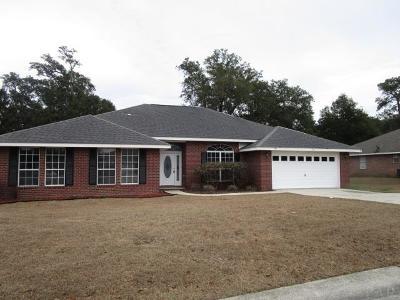 Pensacola Single Family Home For Sale: 733 Shiloh Dr