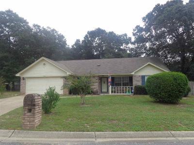Pensacola Single Family Home For Sale: 705 Colemo Pl
