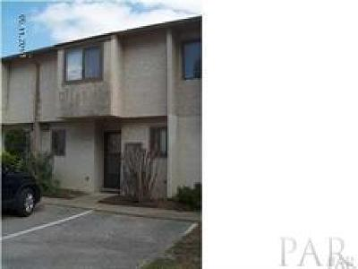 Pensacola Condo/Townhouse For Sale: 1141 Bloodworth Ln