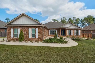 Pensacola Single Family Home For Sale: 8805 Salt Grass Dr