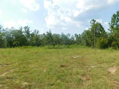 Pace Residential Lots & Land For Sale: Lot 37 Ten Mile Rd