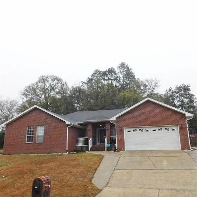 Cantonment Single Family Home For Sale: 442 Turnberry Rd