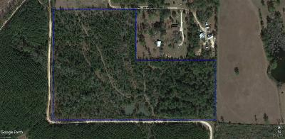 Cantonment Residential Lots & Land For Sale: 2100 Beaver Dam Ln