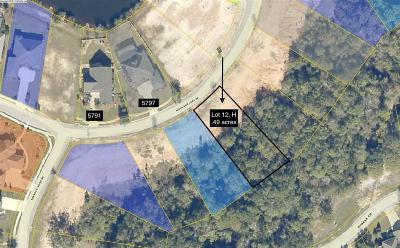 Milton Residential Lots & Land For Sale: Lot 12-H Highland Lake Dr
