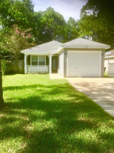 Gulf Breeze Single Family Home For Sale: 5592 Brentwater Pl