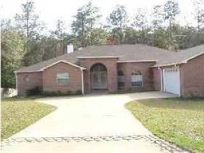 Cantonment Rental For Rent: 2545 Rosedown Dr