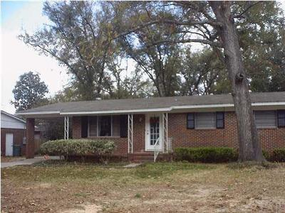 Pensacola Single Family Home For Sale: 2988 Blue Star Ave