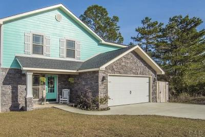 Pensacola Single Family Home For Sale: 5870 Resort Ave