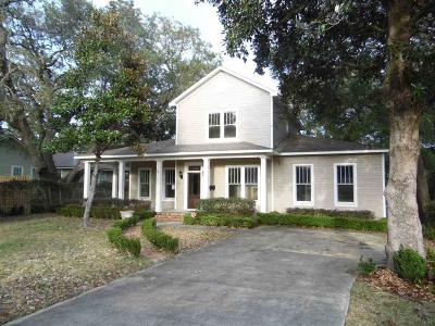 Pensacola Single Family Home For Sale: N 1520 18th Ave
