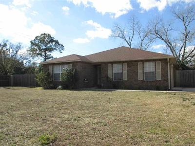 Cantonment Rental For Rent: 1491 Longbranch Dr