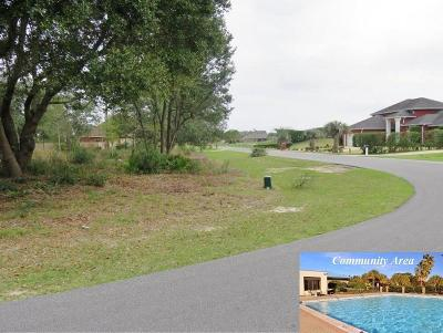 Navarre Residential Lots & Land For Sale: 1/156 Cypress Point Cir