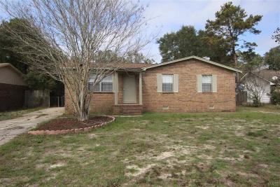 Gulf Breeze Rental For Rent: 3170 Auburn Pkwy