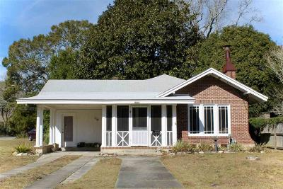 Pensacola Multi Family Home For Sale: E 2000 Jordan St