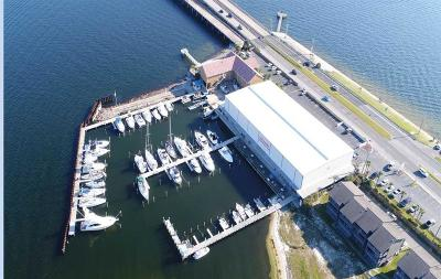 Gulf Breeze Boat Slip For Sale: 300 Pensacola Beach Blvd #WS-3