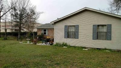 Pensacola Single Family Home For Sale: N 9318 A Palafox Hwy