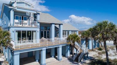 Pensacola Beach Single Family Home For Sale: 715 Ariola Dr