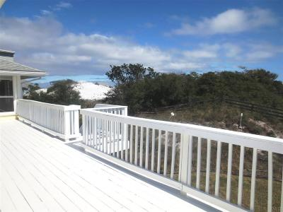 Pensacola Beach Single Family Home For Sale: 6 Sugar Bowl Ln
