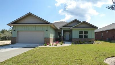 Gulf Breeze Single Family Home For Sale: 1774 Sioux Trl