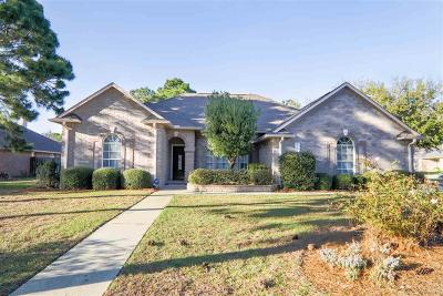 Gulf Breeze Single Family Home For Sale: 4282 Walden Way