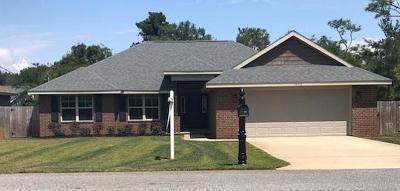 Gulf Breeze Single Family Home For Sale: 1452 Joseph Cir