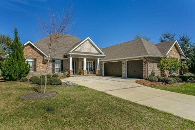 Gulf Breeze Single Family Home For Sale: 2739 Manor Cir