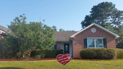 Navarre Single Family Home For Sale: 7199 Manatee St