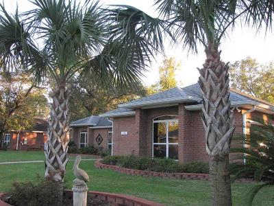 Pensacola Single Family Home For Sale: 13341 Paradise Beach Pl