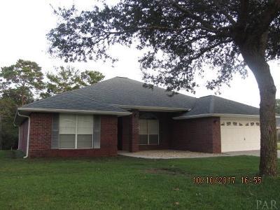 Navarre Single Family Home For Sale: 2676 Shoni Dr