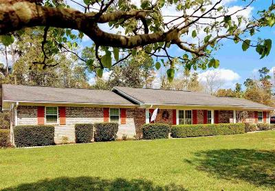 Cantonment Single Family Home For Sale: 1244 Whippoorwill Dr
