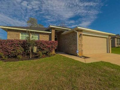 Cantonment Single Family Home For Sale: 197 Millet Cir