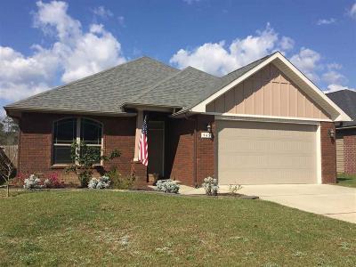 Cantonment Single Family Home For Sale: 945 John Deere Ln