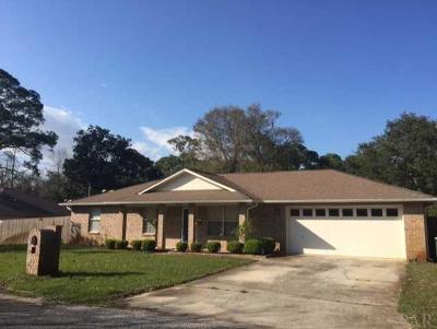 Navarre Single Family Home For Sale: 7324 Coytoba Dr